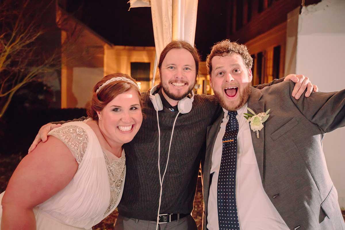 Wedding DJs Charleston SC