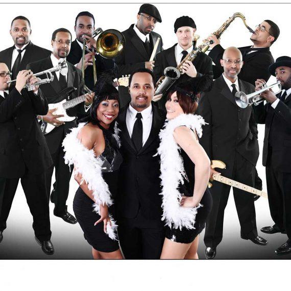 Atlanta Allstars - Wedding Band Charleston SC