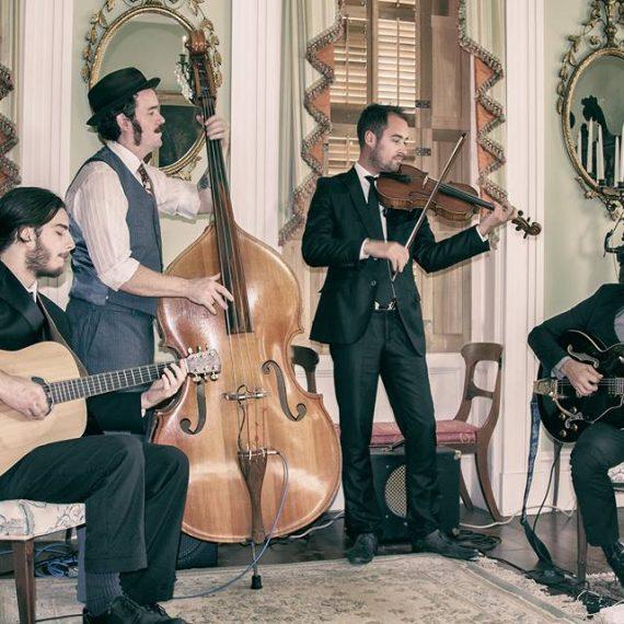 Le Pumpe Gypsy Jazz Band
