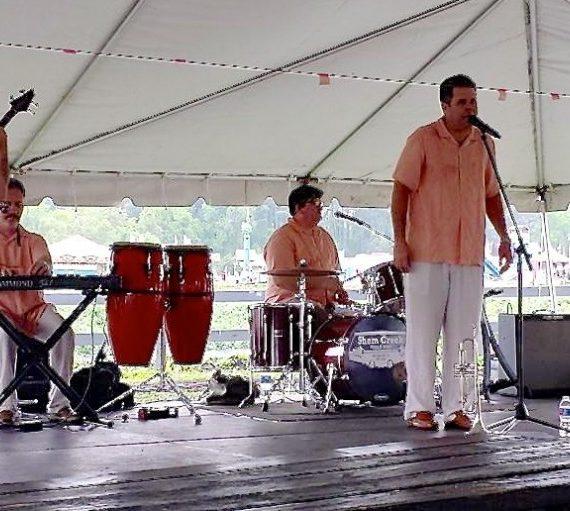 Shem Creek Boogie Band