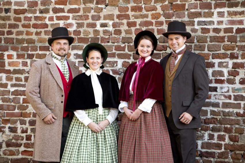 The Charleston Caroling Company