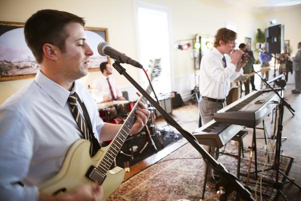 The Charleston Wedding Band
