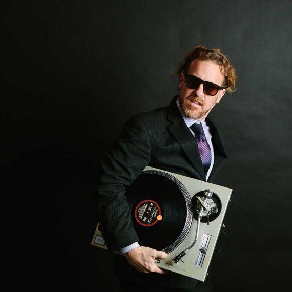 DJ B Mahanes