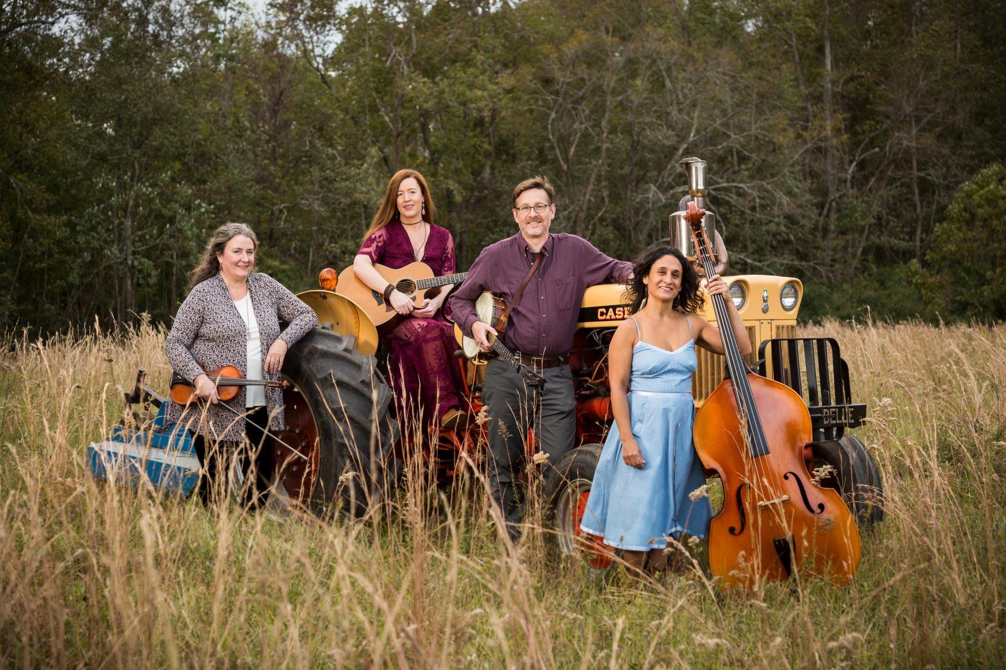 Cane Creek String Band