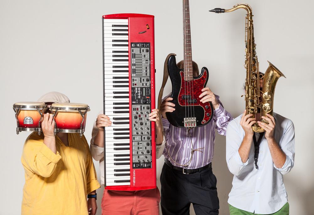 Gino Castillo Quartet