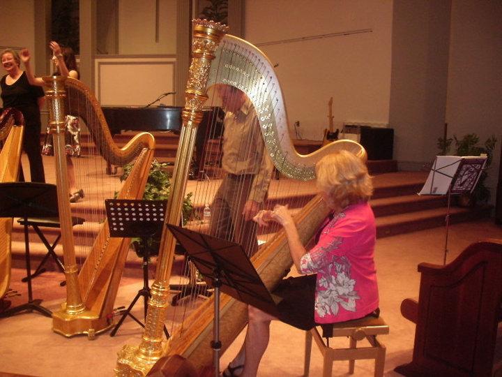 Holly A Harp